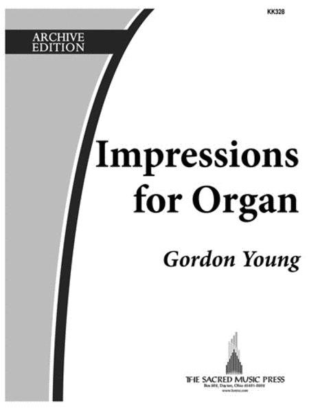 Impressions For Organ