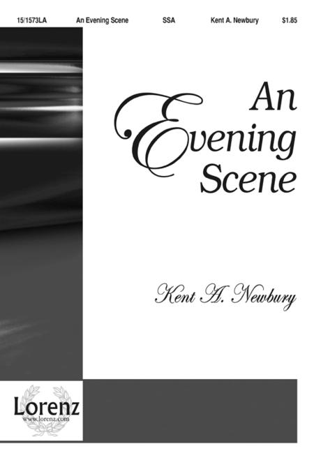 An Evening Scene