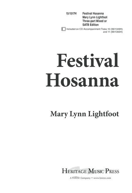 Festival Hosanna
