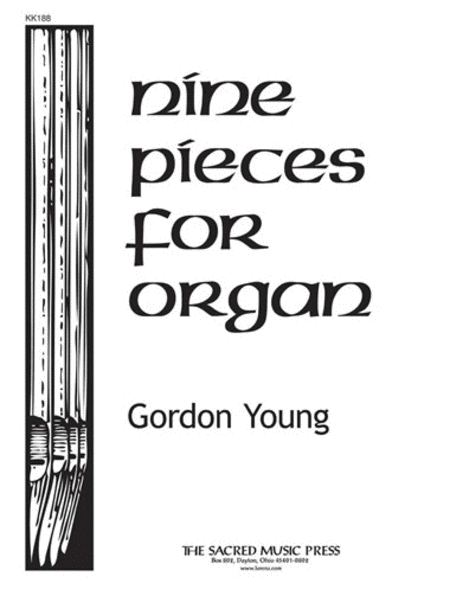 Nine Pieces for Organ