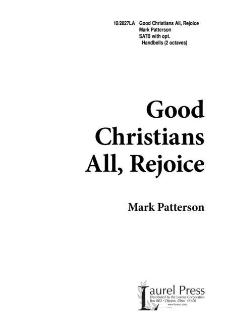 Good Christians, All Rejoice