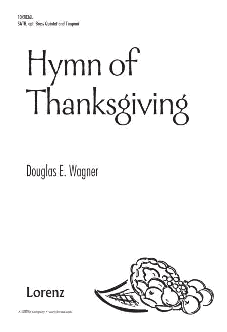 Hymn of Thanksgiving