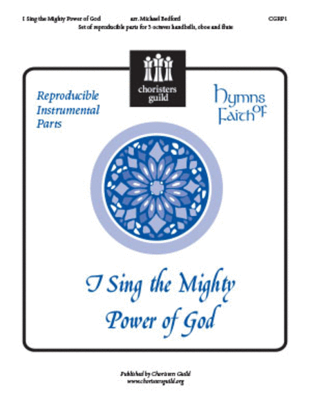 I Sing The Mighty Power of God - Inst Parts