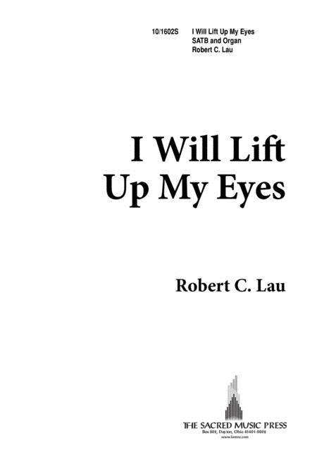 I Will Lift Up My Eyes