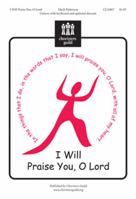 I Will Praise You, O Lord