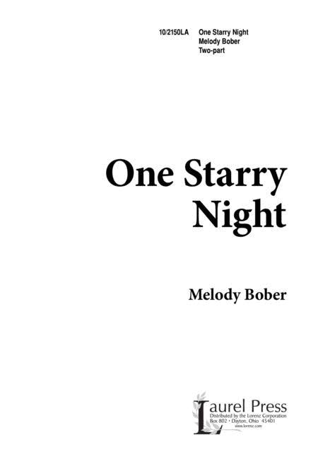 One Starry Night