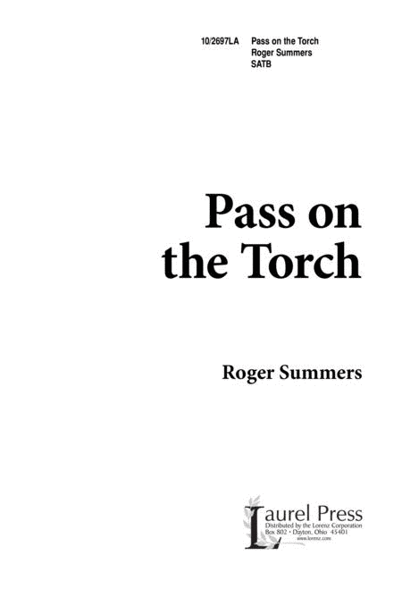 Pass On the Torch