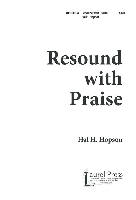 Resound With Praise