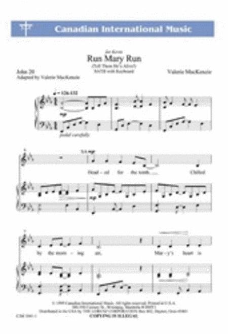Run, Mary, Run