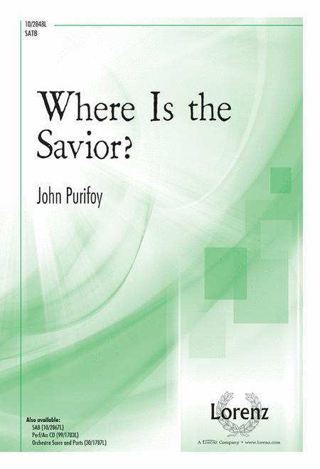 Where Is the Savior?