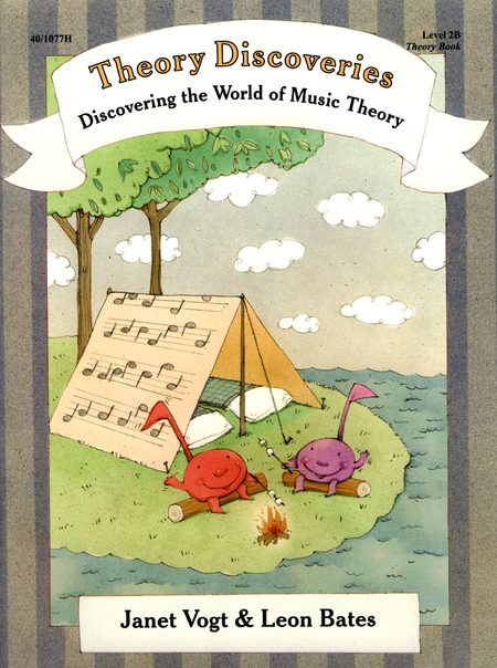 Piano Discoveries Theory Book 2B