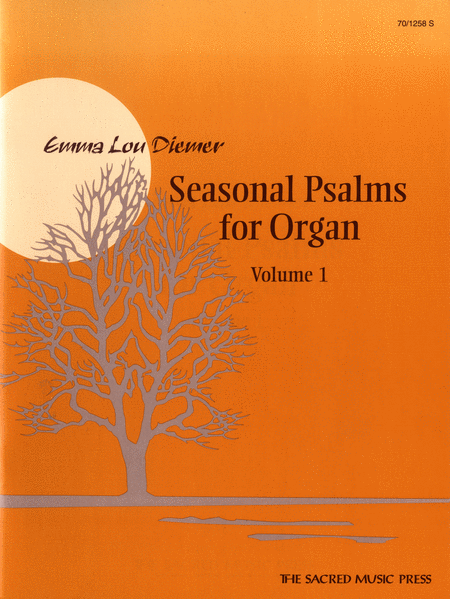 Seasonal Psalms for Organ, Vol. 1