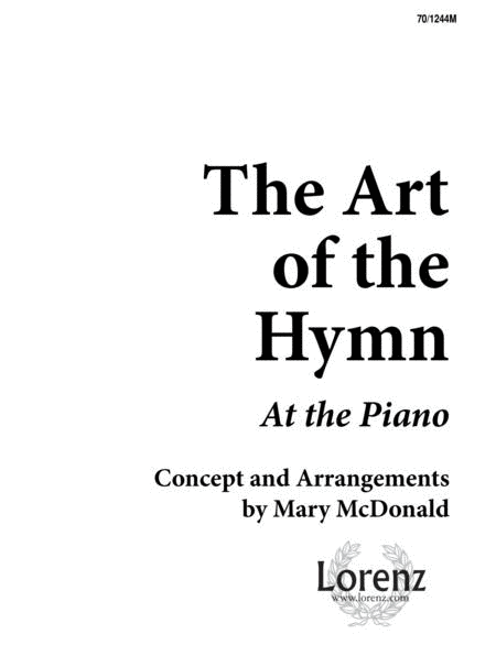 The Art of the Hymn at the Piano