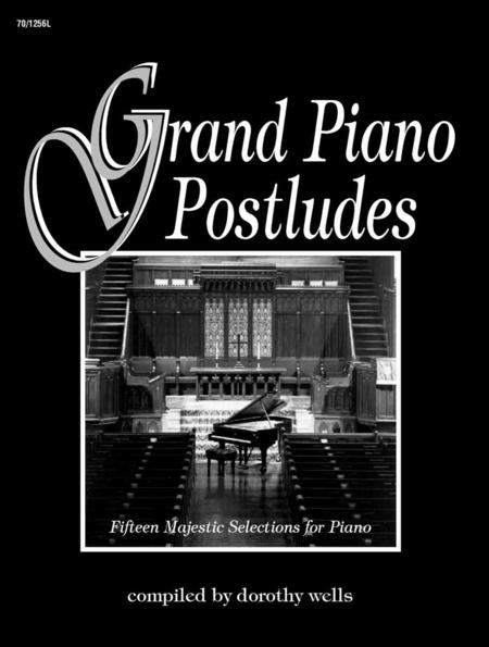 Grand Piano Postludes