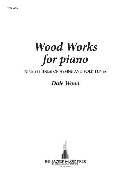 Wood Works for Piano