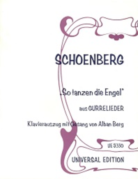 Lied Waldemars: So Tanzen die Engel