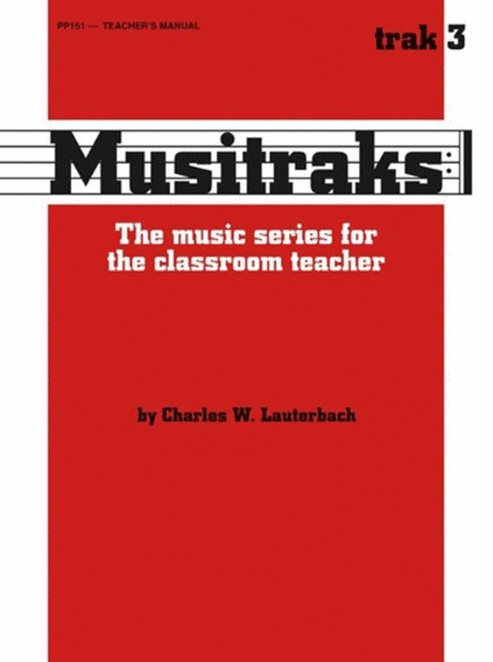 Musitraks 3 - Teacher's Manual