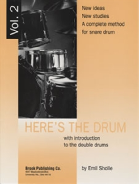 Here's The Drum, Volume Ii