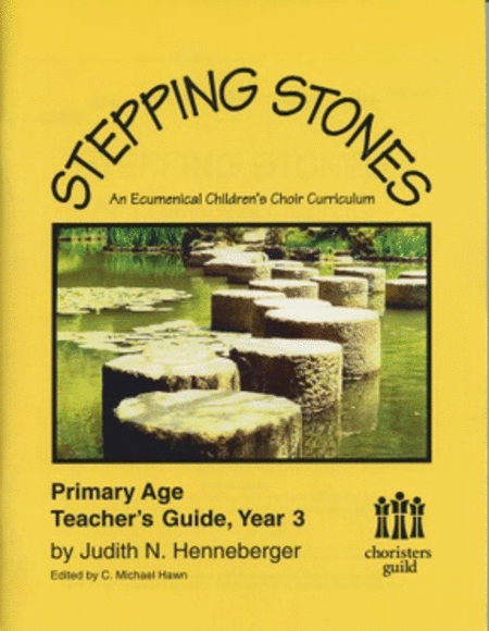 Stepping Stones, Primary Age - Teacher's Guide (Yr 3)