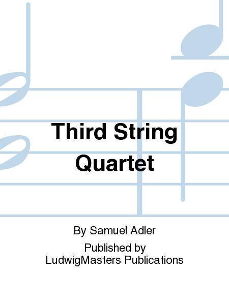 Third String Quartet