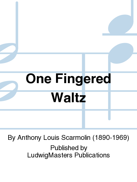 One Fingered Waltz