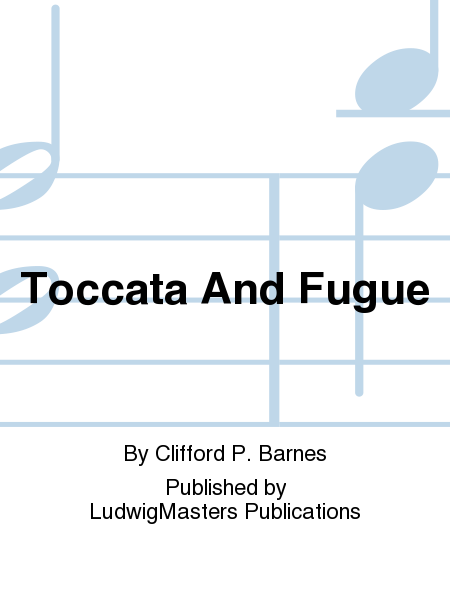 Toccata And Fugue