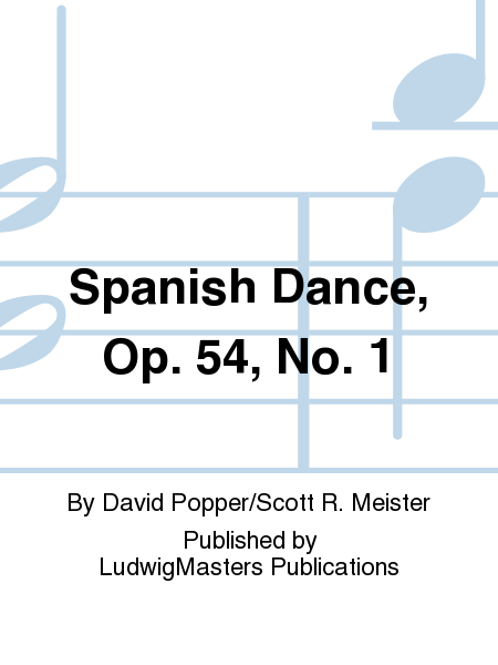 Spanish Dance, Op. 54, No. 1