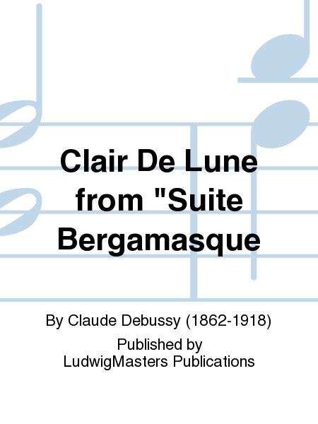 Clair De Lune from