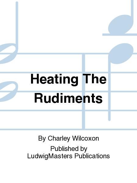 modern rudimental swing solos pdf