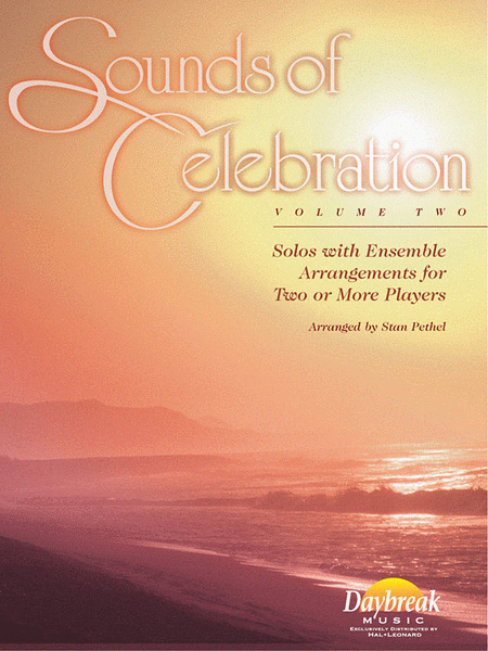 Sounds of Celebration (Volume Two) - Conductor's Score/Accompaniment CD