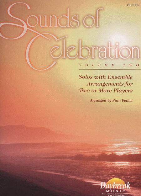 Sounds of Celebration (Volume Two) - Flute