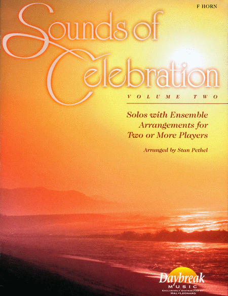 Sounds of Celebration (Volume Two) - F Horn