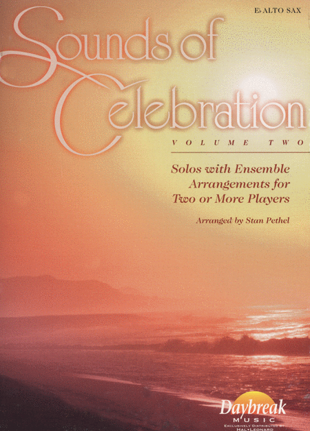 Sounds of Celebration (Volume Two) - Eb Alto Sax