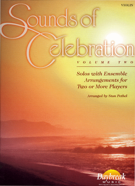 Sounds of Celebration (Volume Two) - Violin