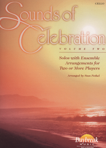 Sounds of Celebration (Volume Two) - Cello
