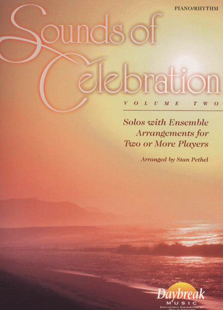 Sounds of Celebration (Volume Two) - Piano/Rhythm