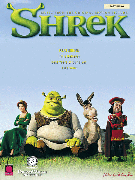 Shrek - Easy Piano