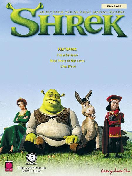 Shrek - Easy Piano
