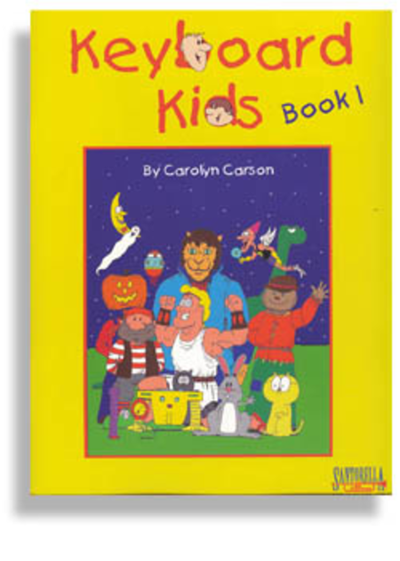 Keyboard Kids * Book 1
