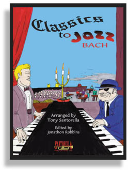 Classics To Jazz * Bach