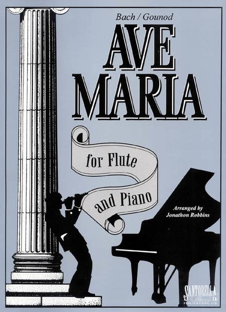 Ave Maria for Flute & Piano * Bach - Gounod