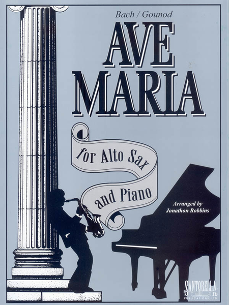 Ave Maria for Alto Sax & Piano * Bach - Gounod