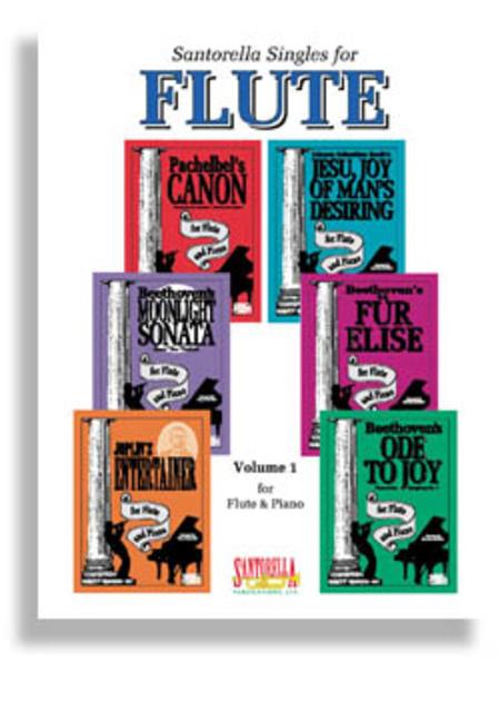 Santorella Singles for Flute & Piano