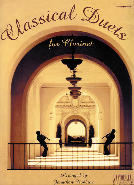Classical Duets for Clarinet (all Bb instruments)