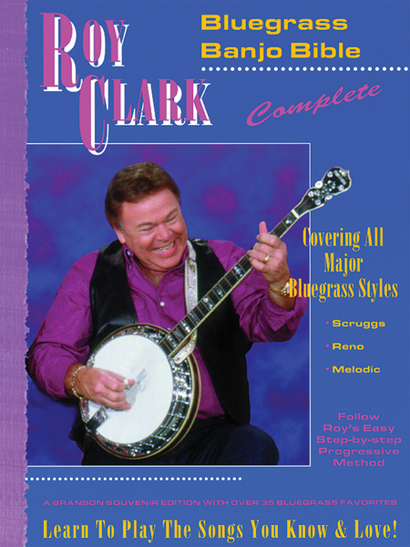Roy Clark's Bluegrass Banjo Bible
