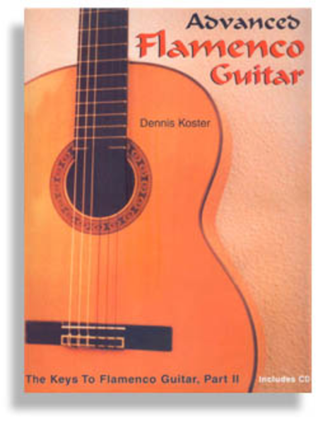 Advanced Flamenco Guitar