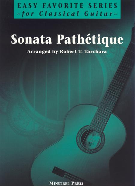 Sonata Pathetique for Easy Guitar
