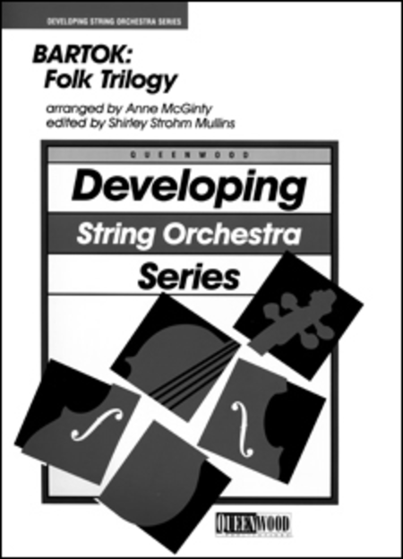 Bartok: Folk Trilogy - Score