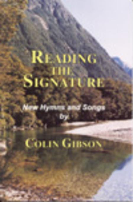 Reading the Signature