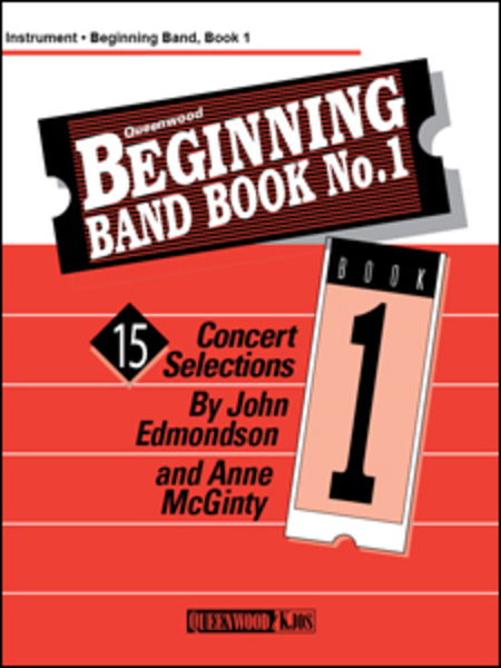 Beginning Band Book No. 1 - Alto Saxophone